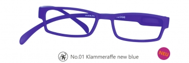 Klammeraffe No.1 new blue